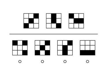 Cognitive Abilities Practice Test