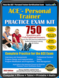 ACE Personal Trainer Exam