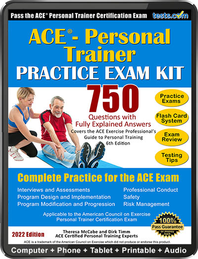 Practice Exam   ACE Personal Trainer
