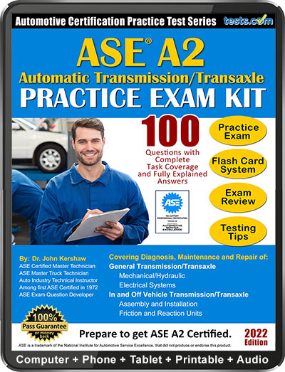 ASE A2 Practice Test