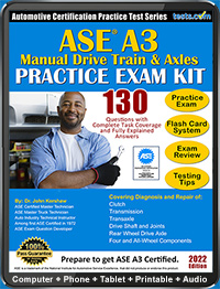 ase a3 practice test rh tests com ASE Master ase manual transmission test questions