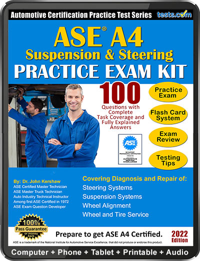 ASE A4 Practice Test