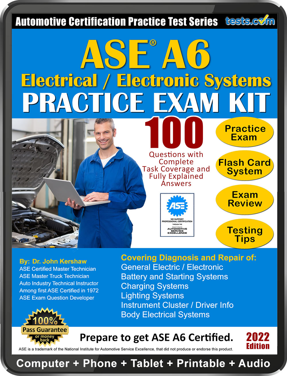 Ase a6 electrical electronic systems practice test ase a6 practice test xflitez Image collections