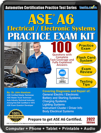 ASE A6 Practice Test