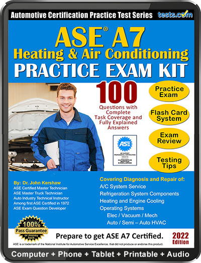 ASE A7 Practice Test