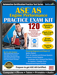 How do you get an ASE practice test with answers?