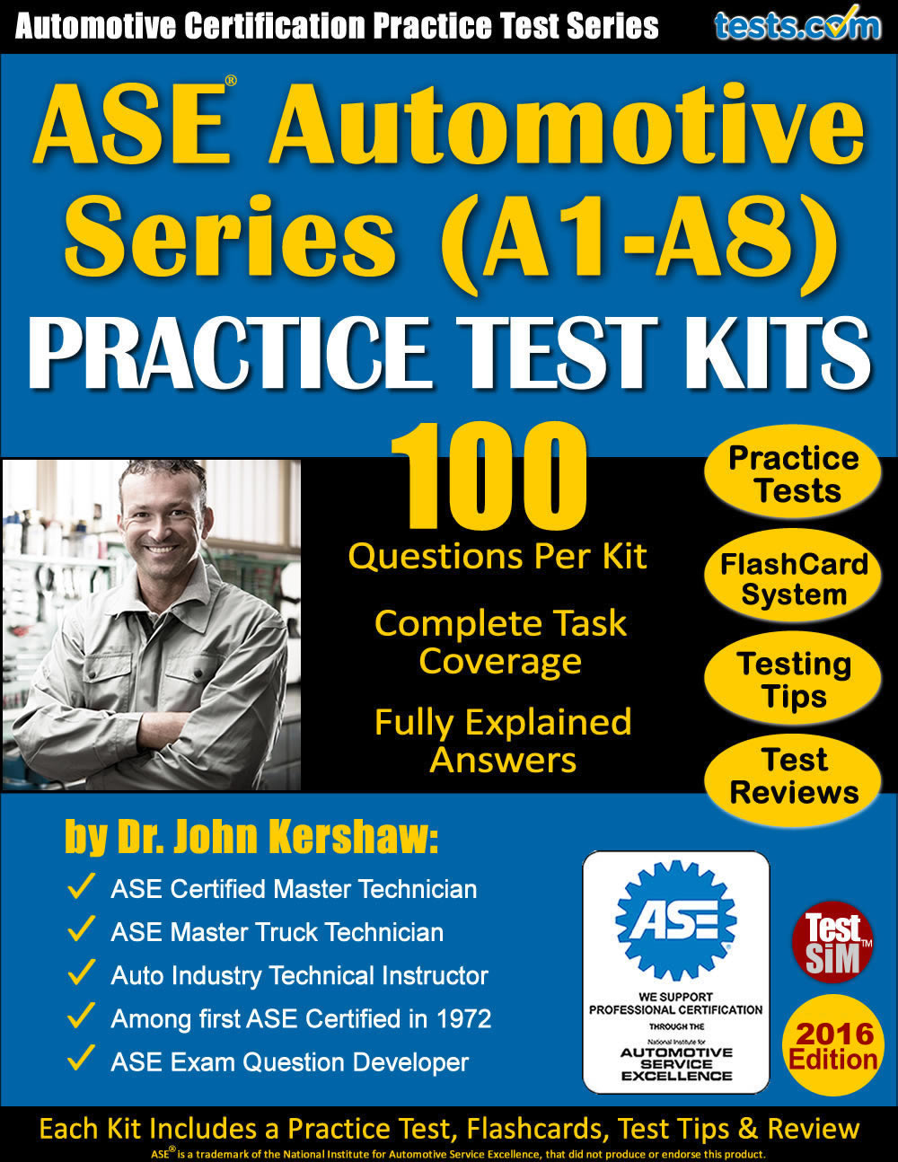 Ase automotive certification practice test ase automotive certification practice test kits xflitez Choice Image