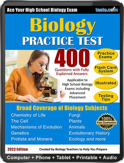 Biology Practice Exam