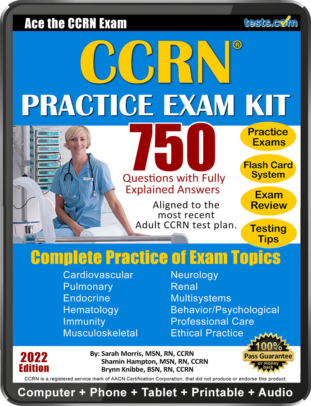 CCRN Practice Test, CCRN Practice Exam Questions