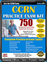 CCRN Practice Test (Updated 2019)