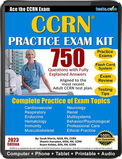 CCRN Practice Exam Kit