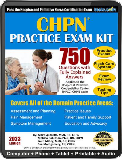 CHPN Practice Exam