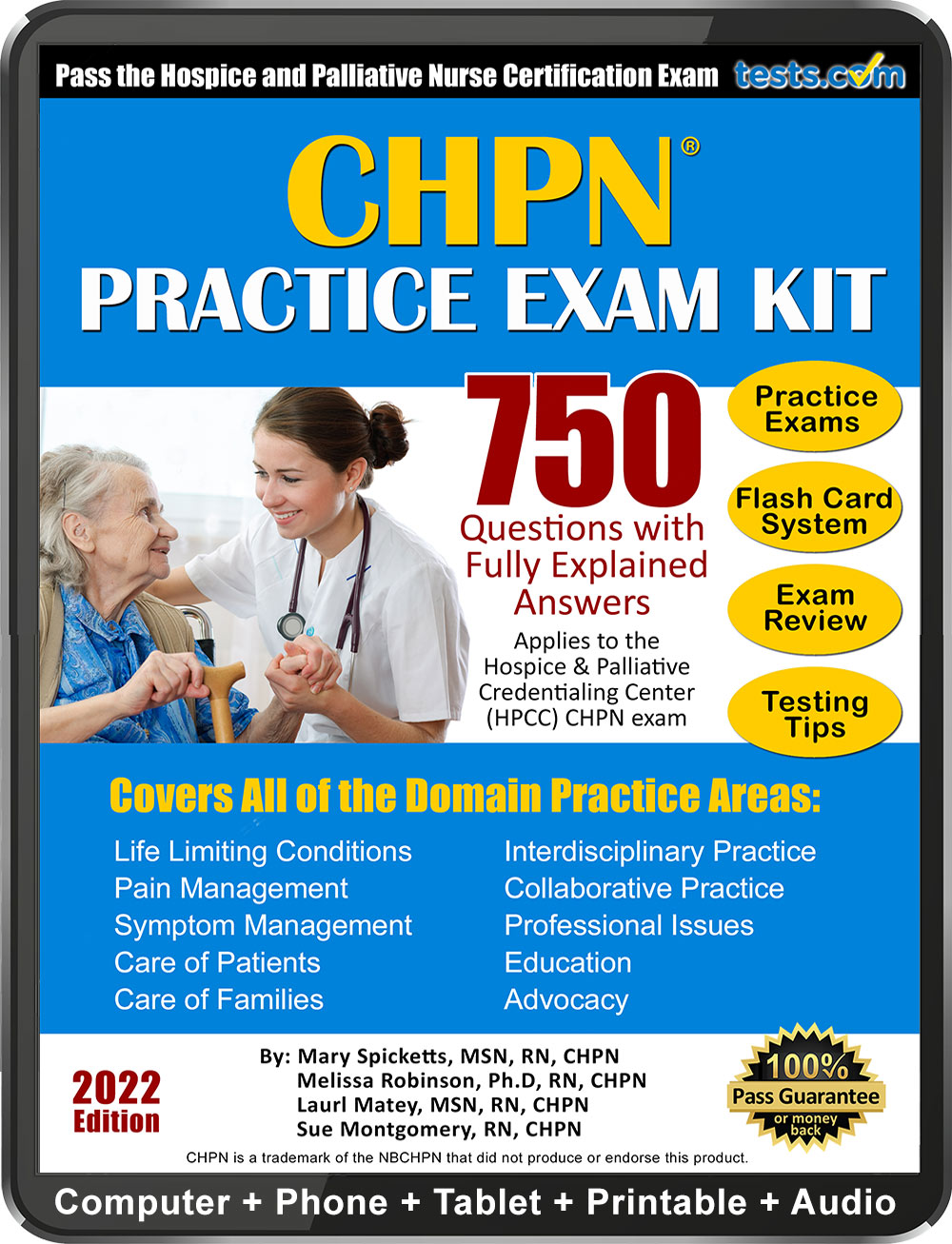 CHPN Practice Test, CHPN Practice Exam Questions