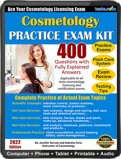 Cosmetology Practice Test