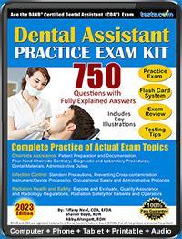 Free DANB Certified Dental Assistant (CDA) Practice Exam