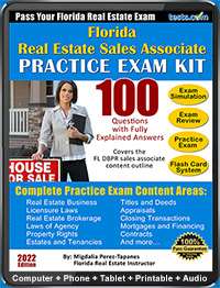 FL Real Estate Sales Associate Exam