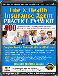 Life And Health Insurance Agent Licensing Practice Exam