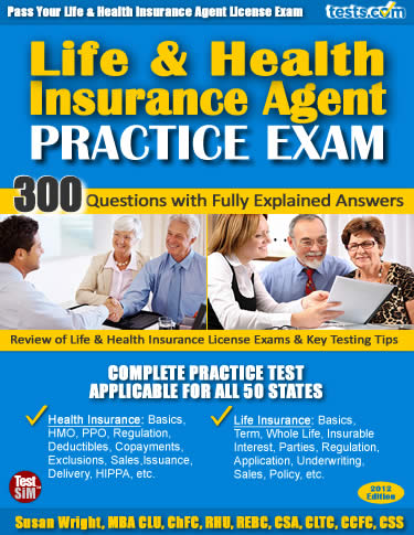 Indiana Life and Health Insurance Agent Exam