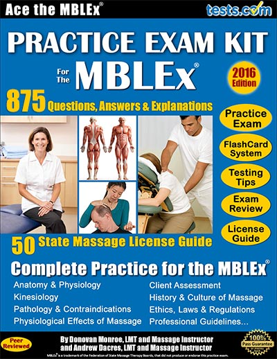 MBLEx Massage Practice Exam