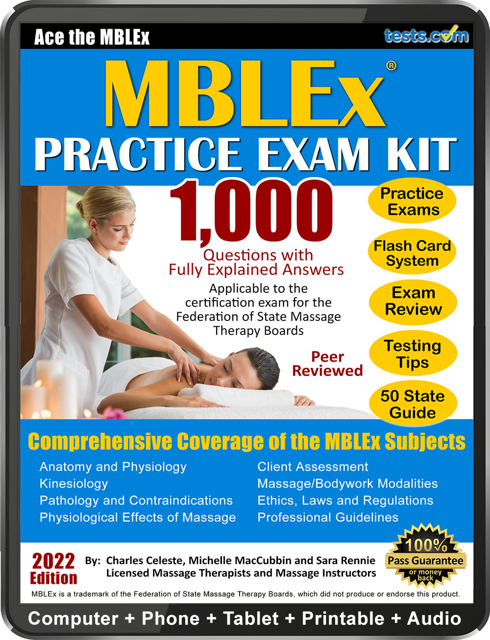Practice Exam Kit for the MBLEx