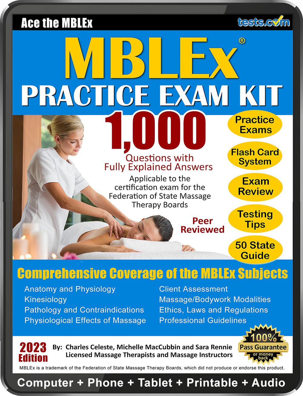 MBLEx Massage Practice Exam