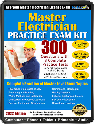 Master Electrician Practice Test