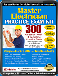 Perfect image of electrician practice test