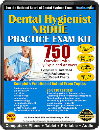 Dental Hygienist NBDHE Exam