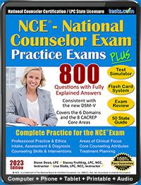 NCE - LPC Practice Test