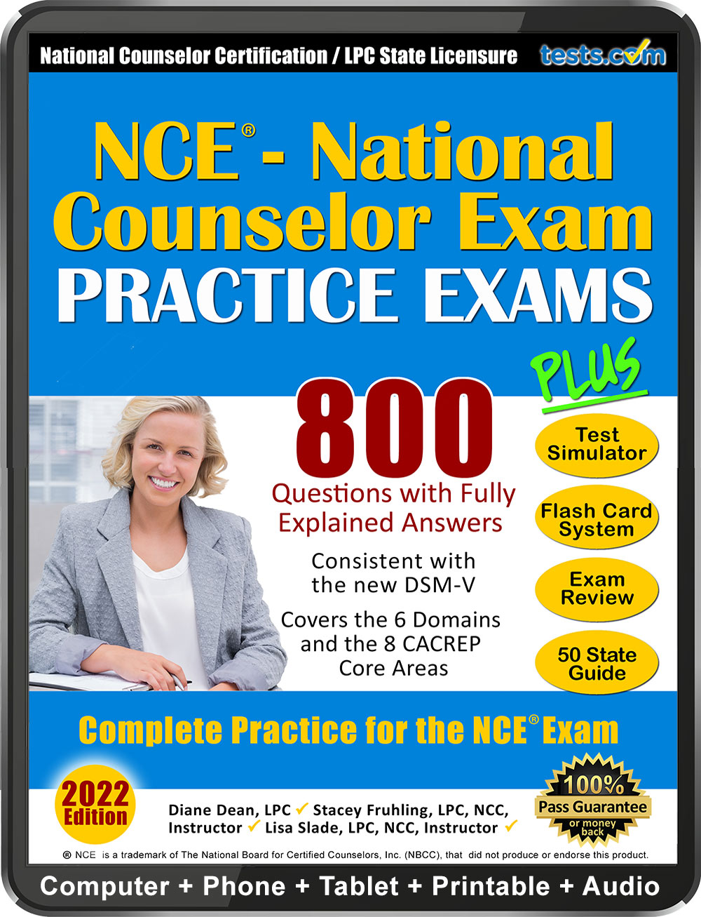 Nce Practice Exam National Counselor Practice Test