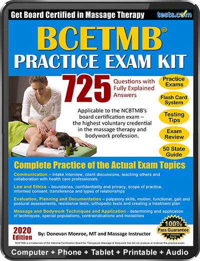 NCETMB NCETM Practice Exam