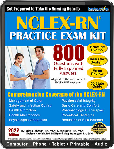 NCLEX-RN Practice Test (2019 Current)  Answers Explained