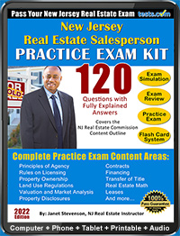 New Jersey Real Estate Salesperson Exam