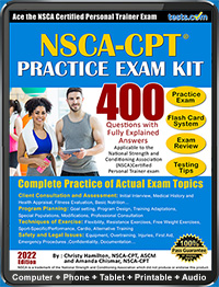 NSCA Personal Trainer