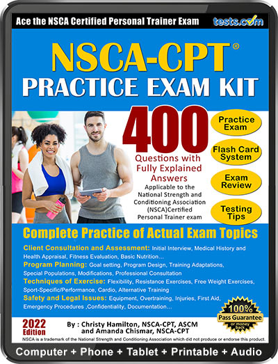 NSCA-CPT Certification Test Questions