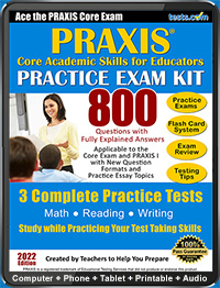 PRAXIS Test Guide