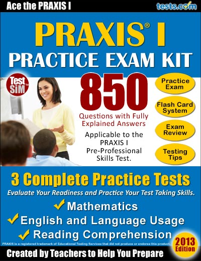 Fabulous image for praxis 1 practice test printable