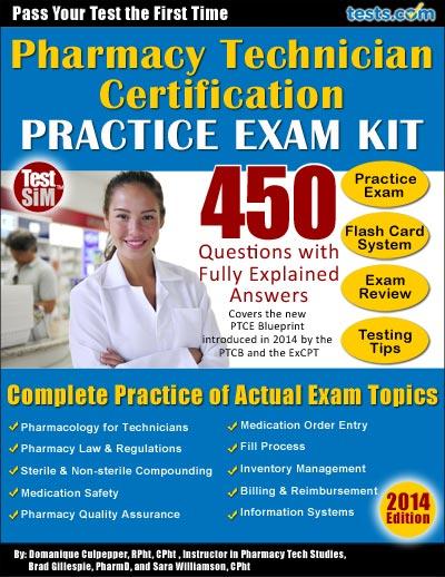 Ptcb exam study materials