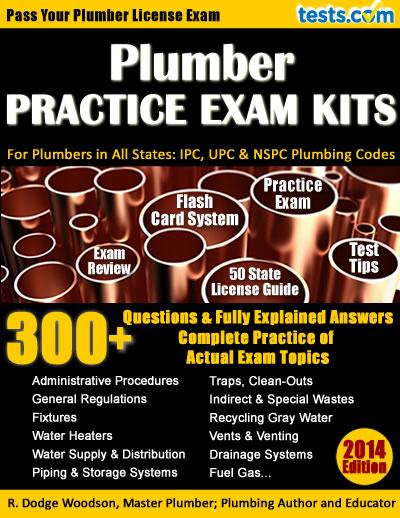 Journeyman Plumbing Practice Test Plumber Practice Tests