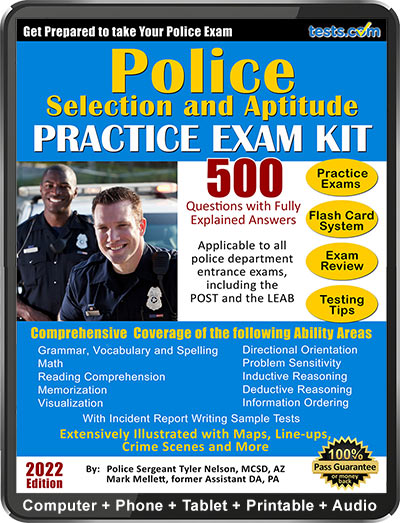Police Exam, Police Officer Test