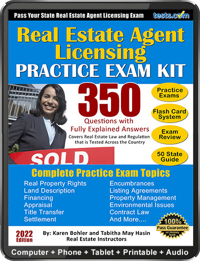 Real Estate Agent Practice Test