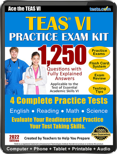 TEAS Practice Test (2019 Current)