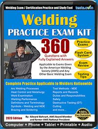 Welding Practice Exam (2019 Updated)