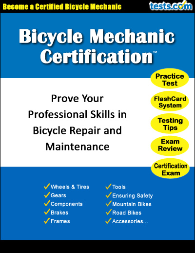 Bicycle Mechanic Certification