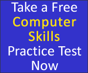 Computer Skills Practice Test Sample Questions