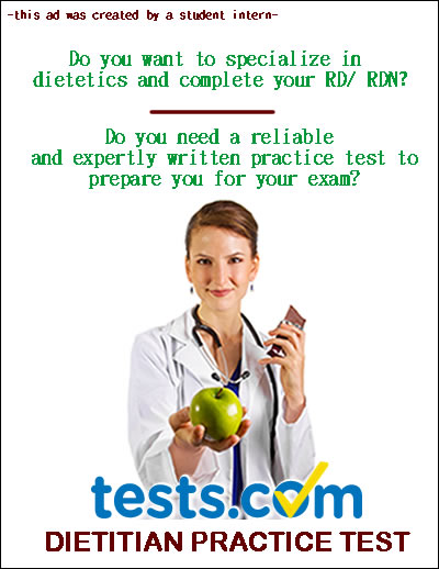 Dietitian Practice Test Sample Questions