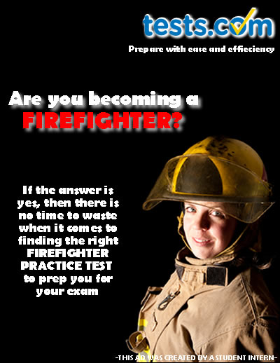 FireFighter Practice Test