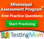 Mississippi Assessment Program Practice Test