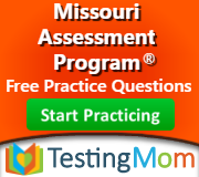 Missouri Assessment Program Practice Test