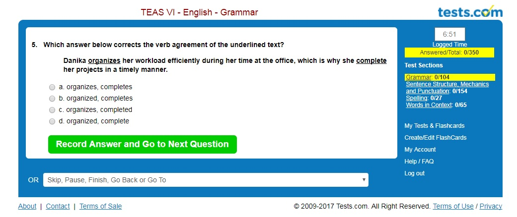 ASE A3 Practice Test Kit